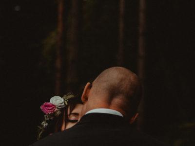 Romantyczna sesja ślubna | M & P