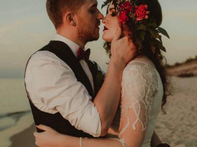 Sesja ślubna nad Bałtykiem