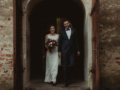Ślub w stylu rustykalnym - K&P