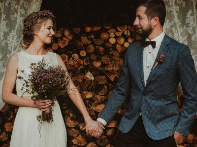 Rustykalne wesele Tabun - Otomin