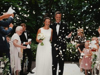 ślub plenerowy w pałacu Ciekocinko