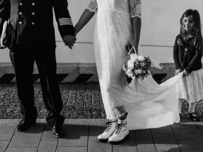 Alternatywny ślub nad morzem